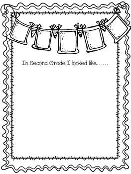 Second Grade Memory Book (Seuss Friends)