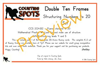 Second Grade Mental Math BUNDLED SET - Fluency to Twenty Cards and Questions