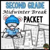 Second Grade Mid Winter Break Packet (Second Grade Homework)