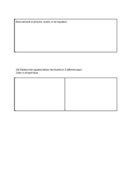 Second Grade Midyear Math Review