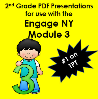 Second Grade Module 3 Engage ny (Engage New York) PDF Presentations 21 Lessons