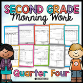 Second Grade Morning Work