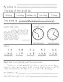 Second Grade Morning Work January through June