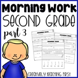Second Grade Morning Work (Part 3)