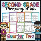 Second Grade Morning Work: Quarter 2