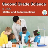 Second Grade Science NGSS 2-PS1 Matter and its Interactions Complete Unit