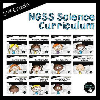 Second Grade NGSS Science Curriculum