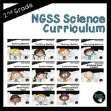 Second Grade NGSS Science Bundle (Standards-Aligned, EDITABLE version included!)