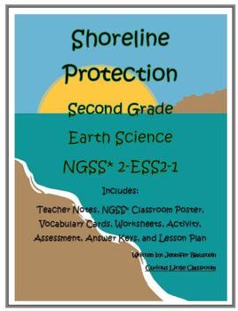 Second Grade Earth Science -Shoreline Protection