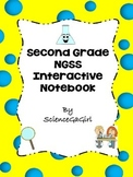 Second Grade Next Generation Science Standards  Interactive Notebook