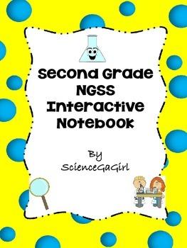 Second Grade Next Generation Science Standards  Interactiv