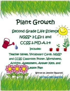 Second Grade  Life Science -Plant Growth
