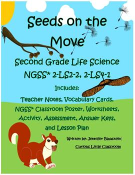 Second Grade Life Science -Seeds