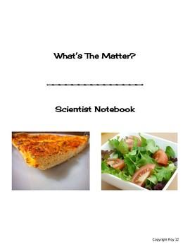 Second Grade NGSS Matter Unit