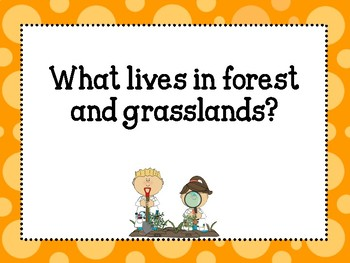 Second Grade NGSS Science Essential Questions for classroom!