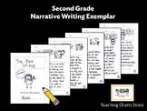 Second Grade Personal Narrative Writing Exemplar (Lucy Cal