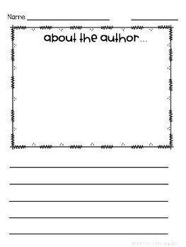 Second Grade Narrative Writing Paper Pack