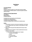 Second Grade Natural Resources Lesson Plans