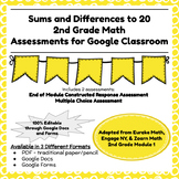 Engage NY Second Grade New York State Math Module 1 Assessment