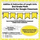 Engage NY Second Grade New York State Math Module 2 Assessment