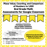 Distance Learning Engage NY Second Grade Math Module 3 Ass
