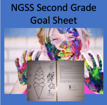 Second Grade Next Generation Science Standards Goal Sheet