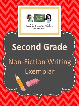 Second Grade Non-Fiction Writing Exemplar
