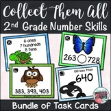 Second Grade Number Skills Collect Them All