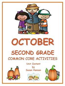 October Second Grade
