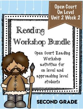 Second Grade Open Court Reading Workshop Bundle Unit 2 Lesson 2