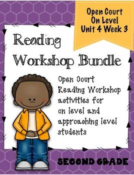 Second Grade Open Court Reading Workshop Bundle Unit 4 Lesson 3