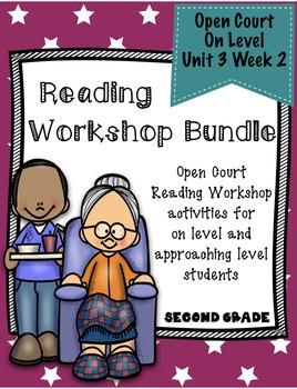 Second Grade Open Court Workshop Bundle Unit 3 Lesson 2