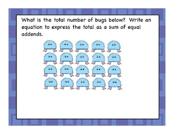 Second Grade Operations and Algebraic Thinking