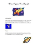 Second Grade Outer Space Web Quest