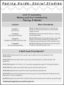 Second Grade CCSS and NGSS Pacing Guides (EDITABLE!)