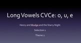 Second Grade Phonics Henry and Mudge Long Vowels e, o, u