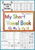 Second Grade Phonics Pack - Long and Short Vowels {BrE Version}