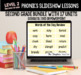 Second Grade Phonics Slideshow Lesson using Powerpoint or