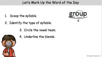 Second Grade Phonics Slideshow Lessons Unit 15
