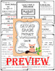 Second Grade Phonics Unit 16 Worksheets
