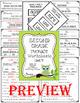 Second Grade Phonics Unit 4 Worksheets