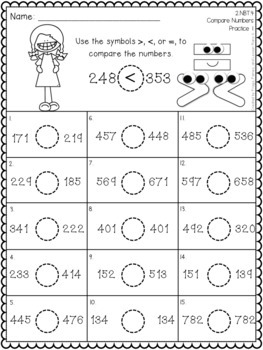 Second Grade Place Value - Activities and Assessments