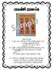 Second Grade Place Value Interactive Notebook