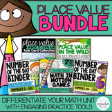 Second Grade Place Value Unit Bundle