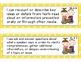 Second Grade Pocket Chart Standards