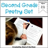Distant Learning Packet- 2nd Grade Poetry Set