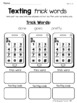 Second Grade Printable Phonics Worksheets Units 3 and 4