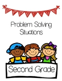 Second Grade Problem Solving Situations-Book
