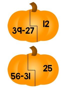 Second Grade Pumpkin Unit