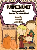 Second Grade Pumpkin Unit